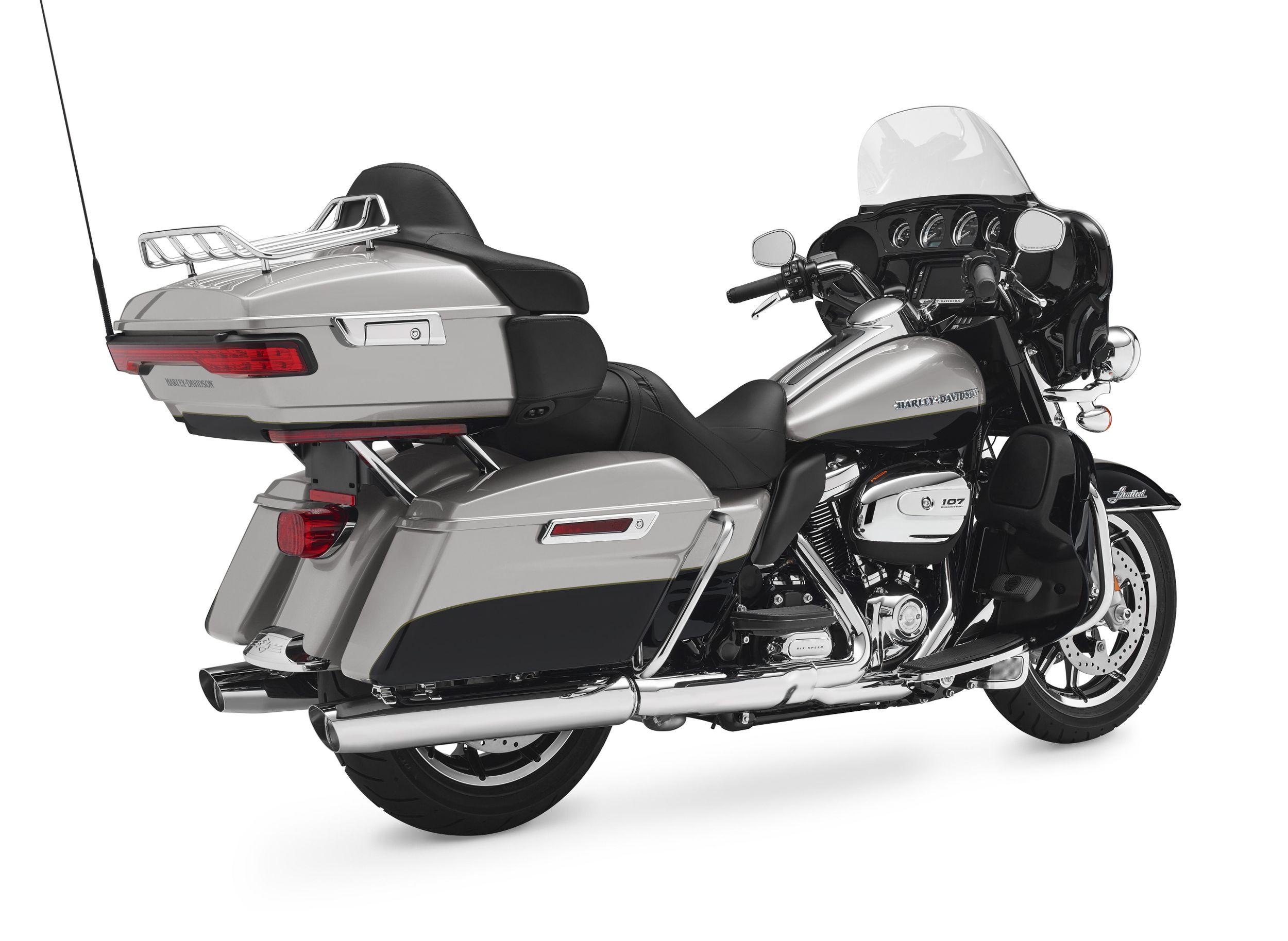 Harley Davidson Flhtk