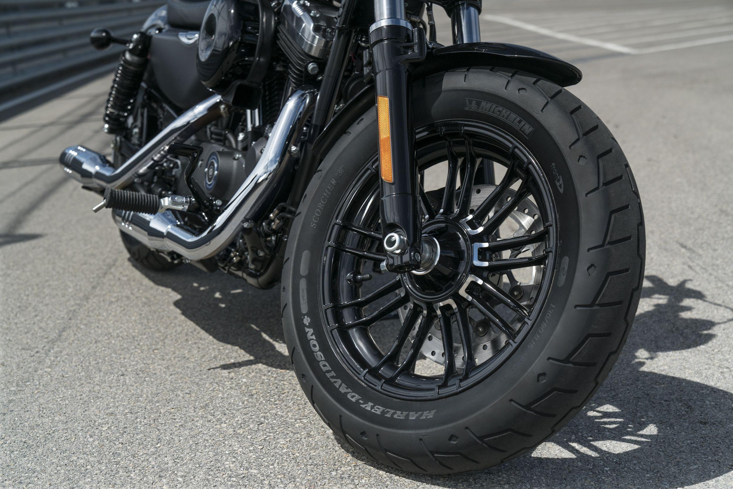 gebrauchte harley davidson sportster xl 1200 x forty eight motorr der kaufen. Black Bedroom Furniture Sets. Home Design Ideas