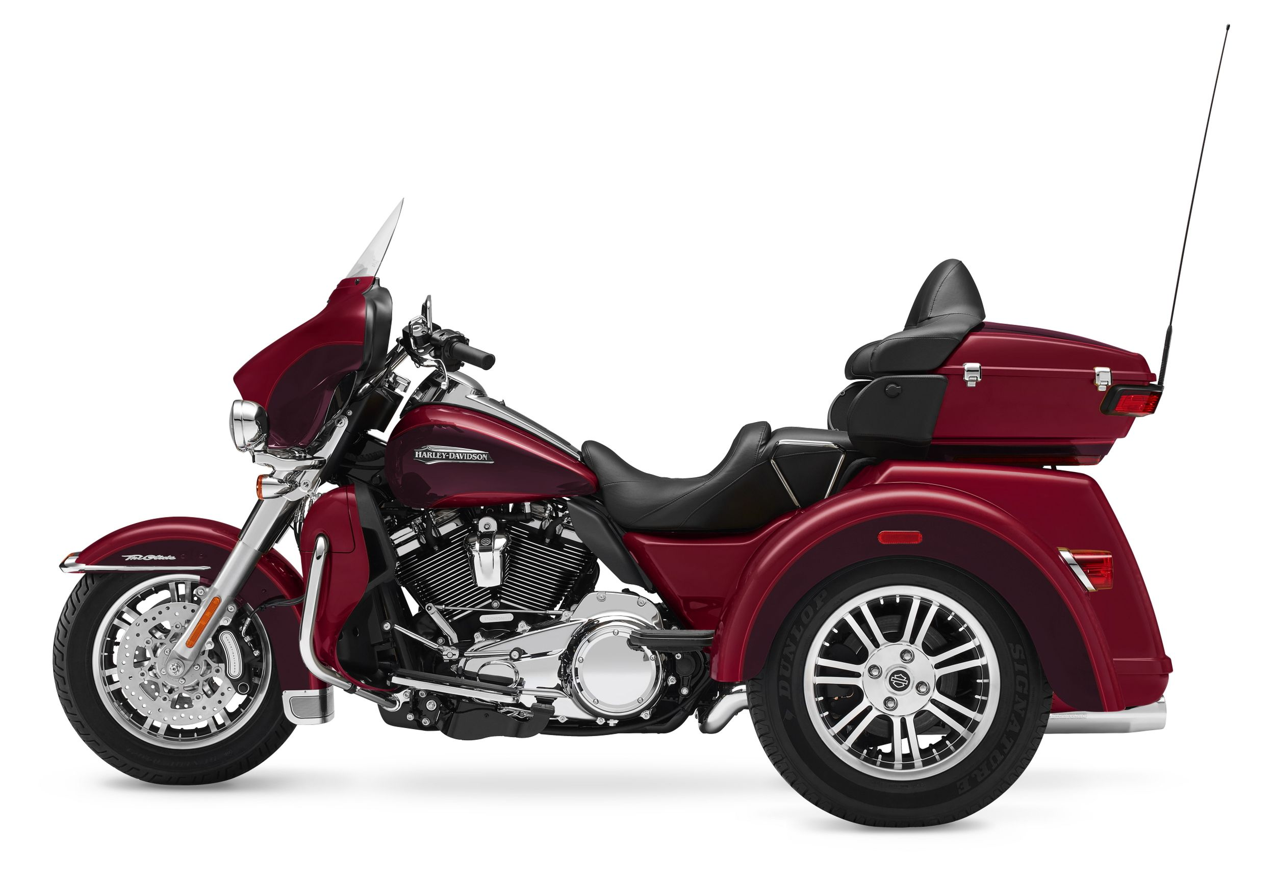 Harley Davidson Custom Paint Colors