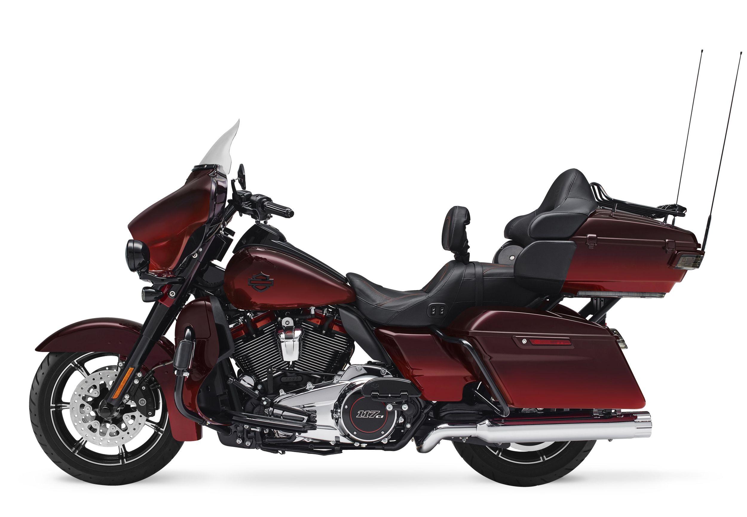 Harley Davidson Flhtkse Cvo Limited