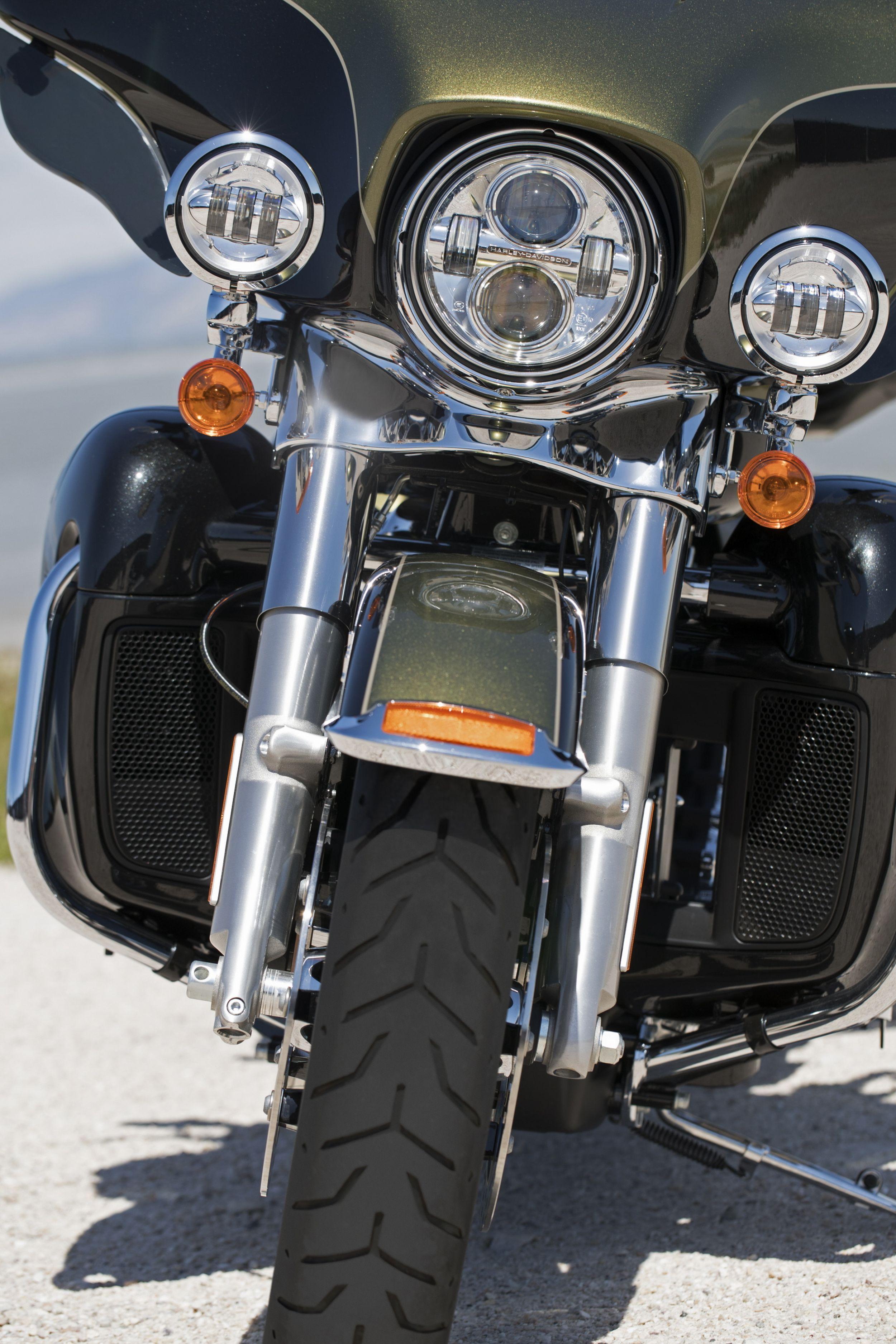 Gebrauchte und neue Harley-Davidson Electra Glide Ultra Limited Low ...