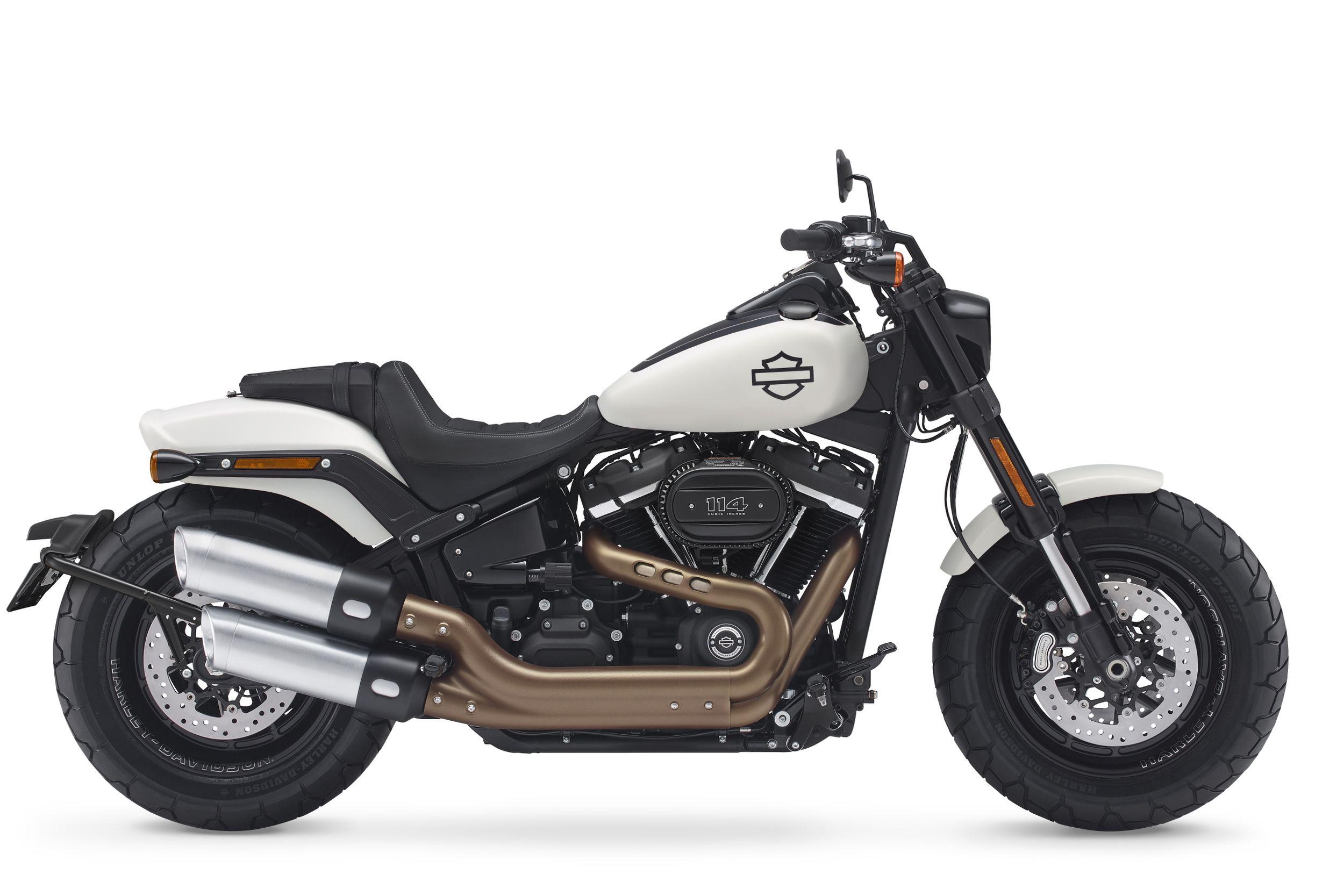 Gebrauchte und neue Harley-Davidson Softail Fat Bob 114 FXFBS ...
