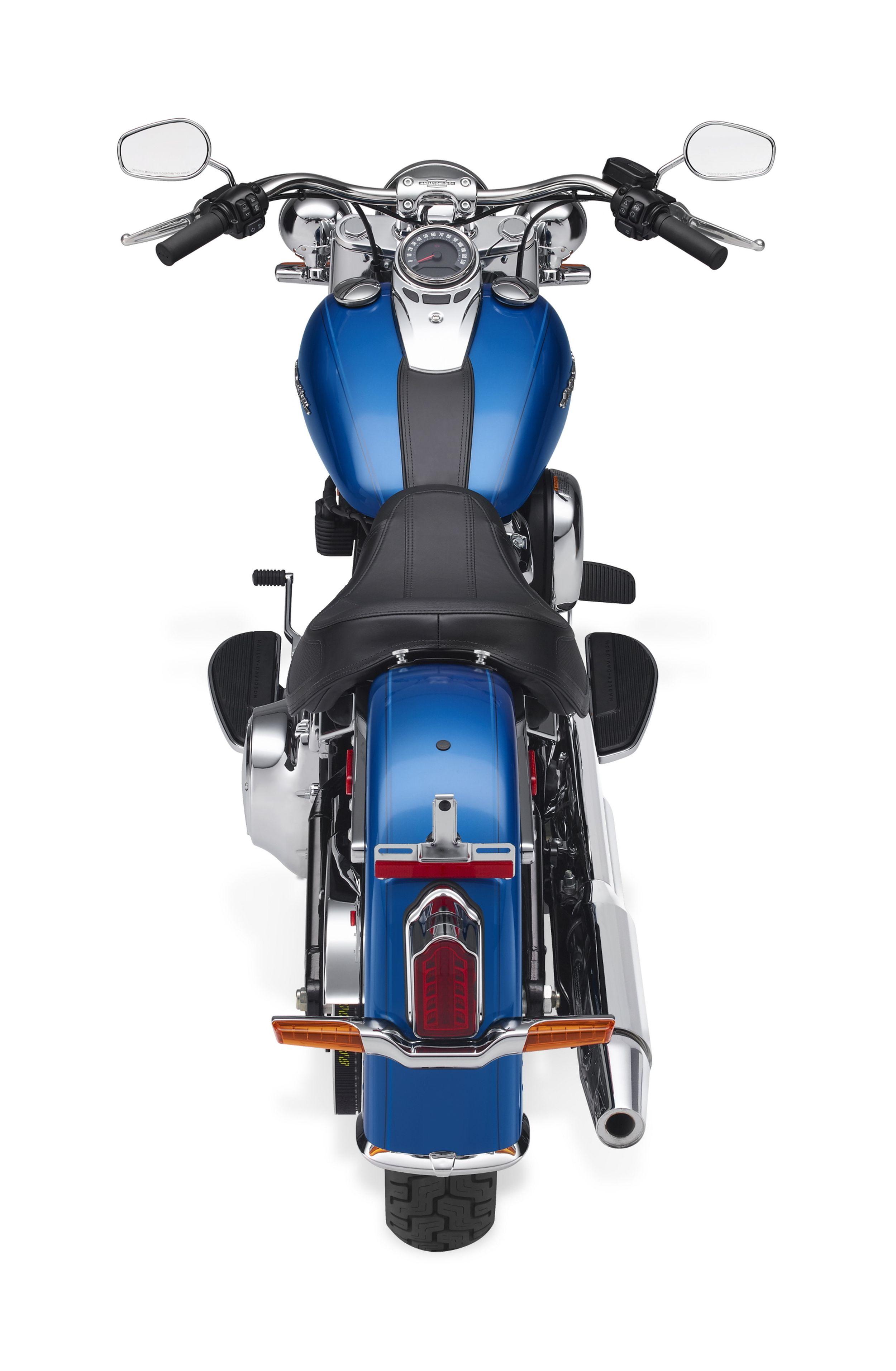 Gebrauchte Und Neue Harley Davidson Softail Deluxe Flde