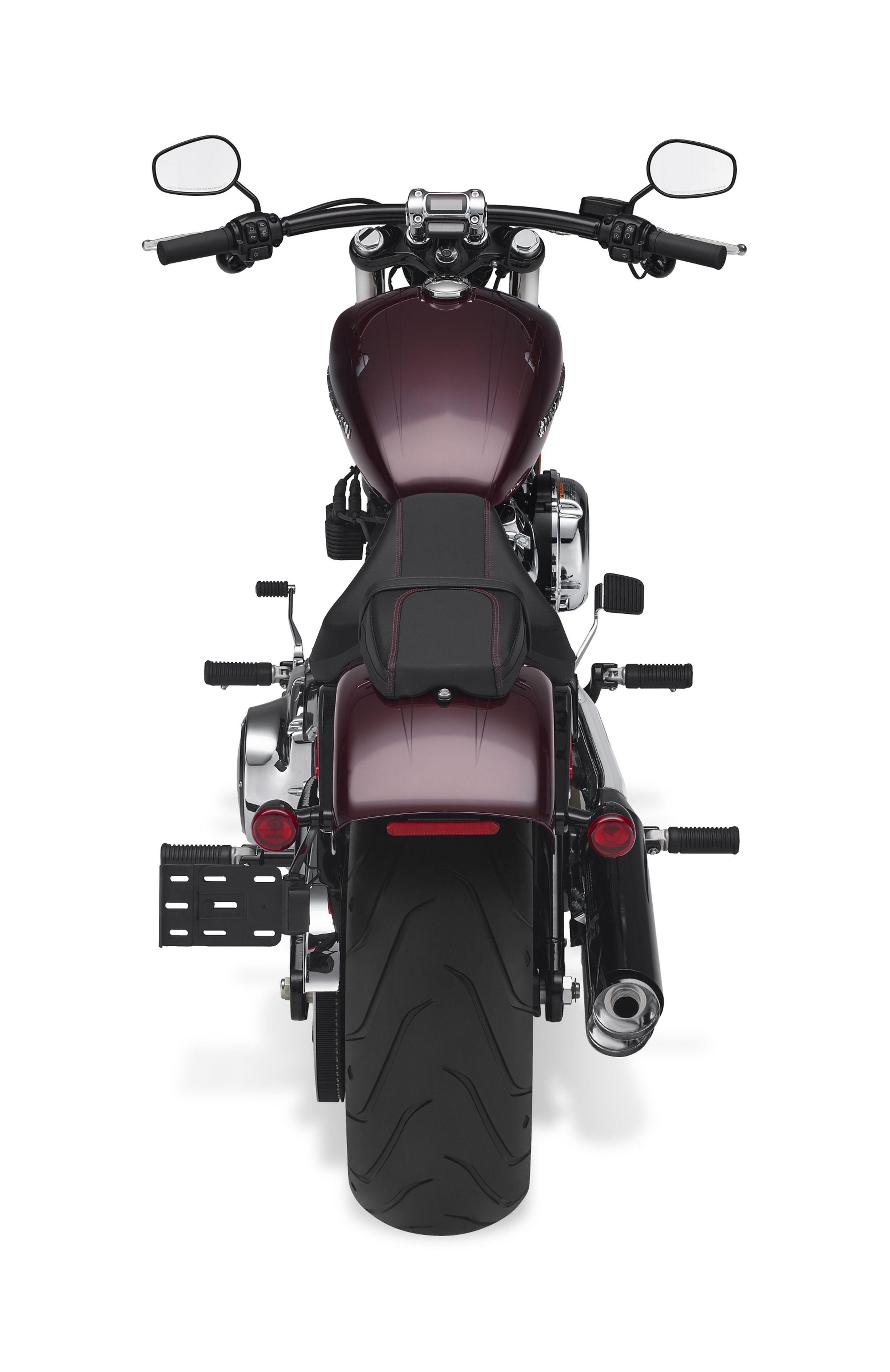 Gebrauchte und neue Harley-Davidson Softail Breakout FXBR Motorräder ...