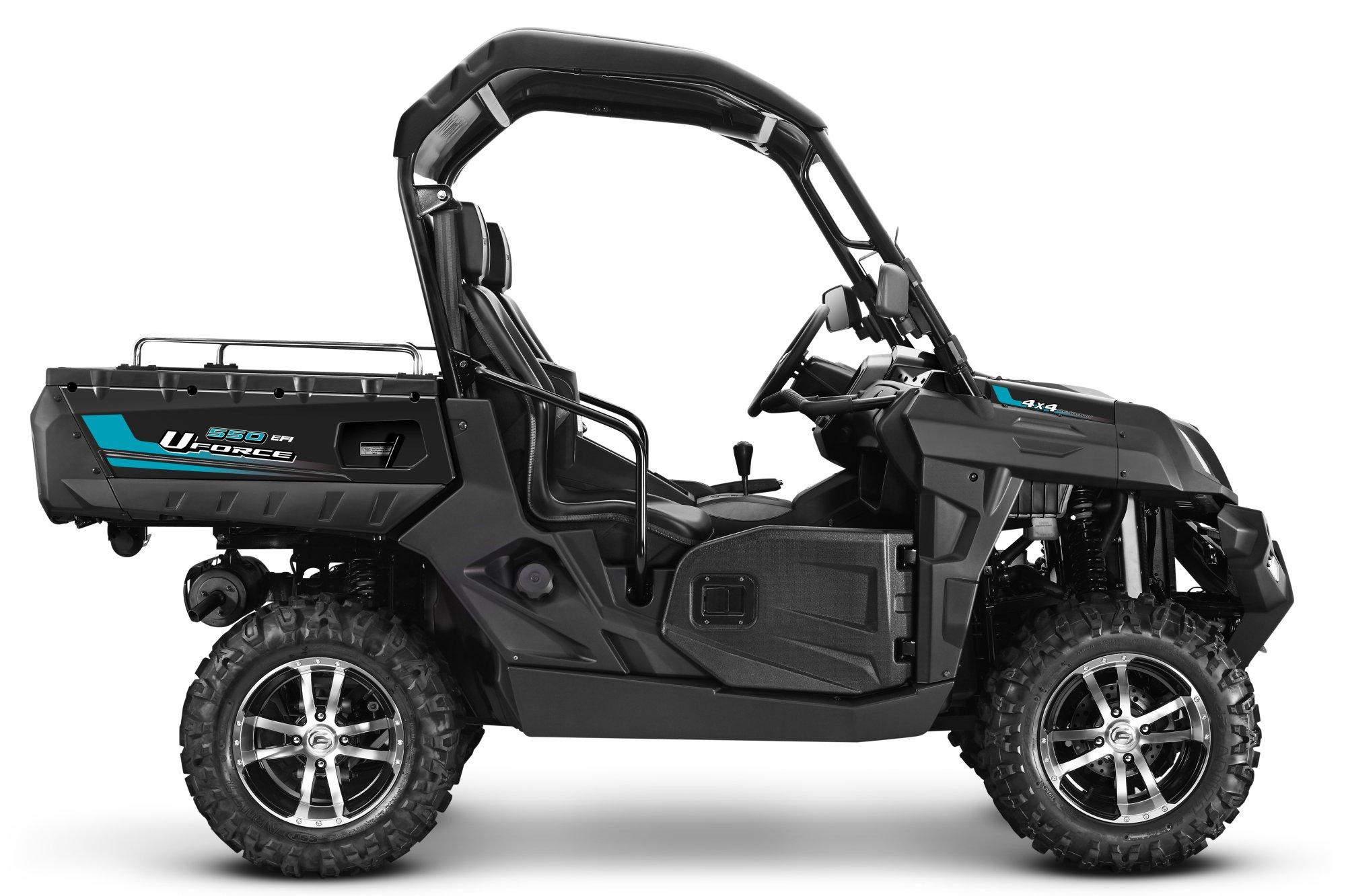 gebrauchte und neue cf moto uforce 550 efi 4x4 motorr der kaufen. Black Bedroom Furniture Sets. Home Design Ideas