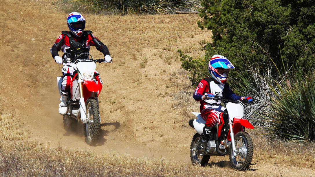 Gebrauchte und neue Honda CRF110F Motorräder kaufen