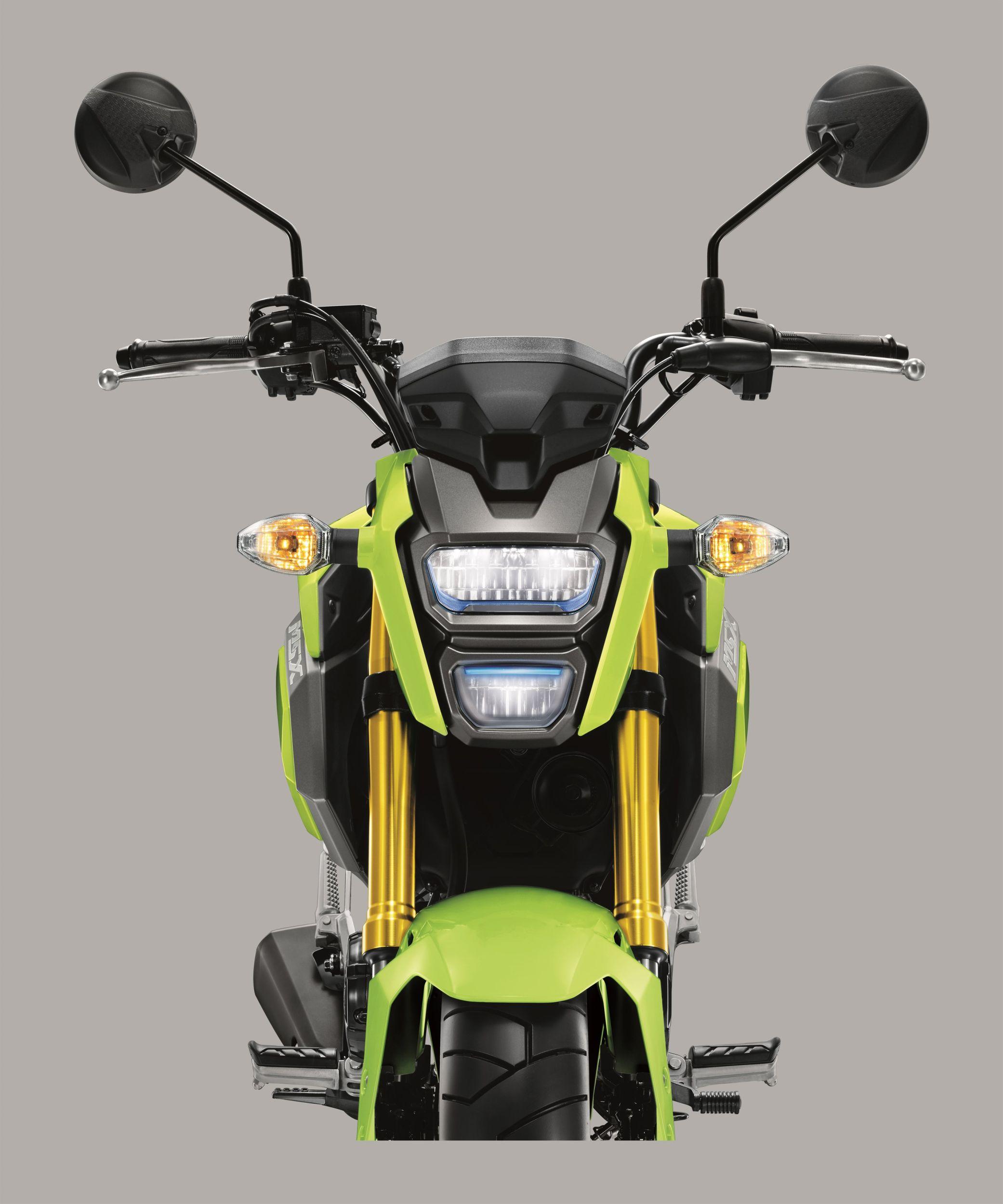 Gebrauchte und neue Honda MSX 125 Motorräder kaufen