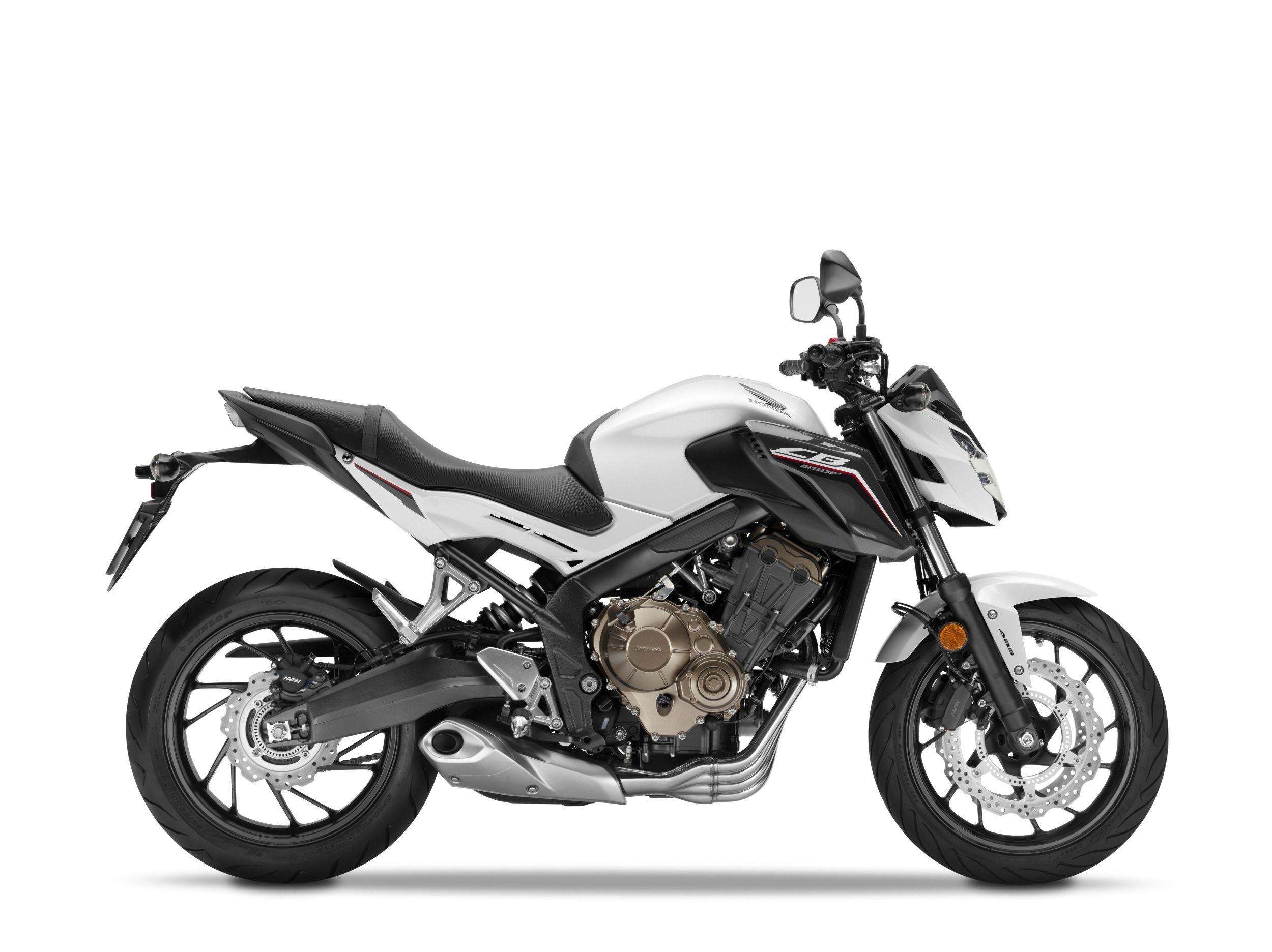 Gebrauchte Honda CB650F Motorrader Kaufen