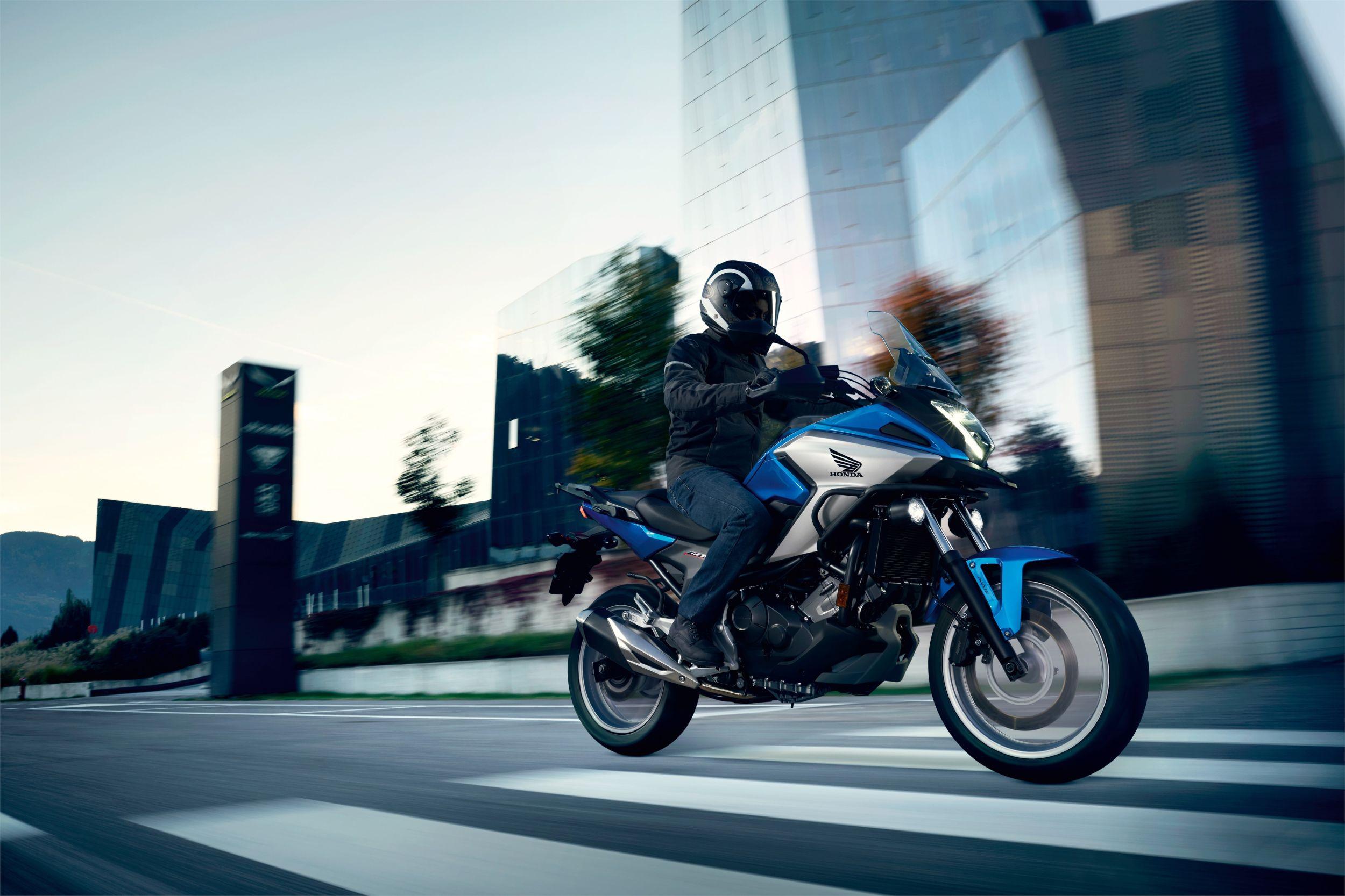 Gebrauchte und neue Honda NC750X Motorräder kaufen