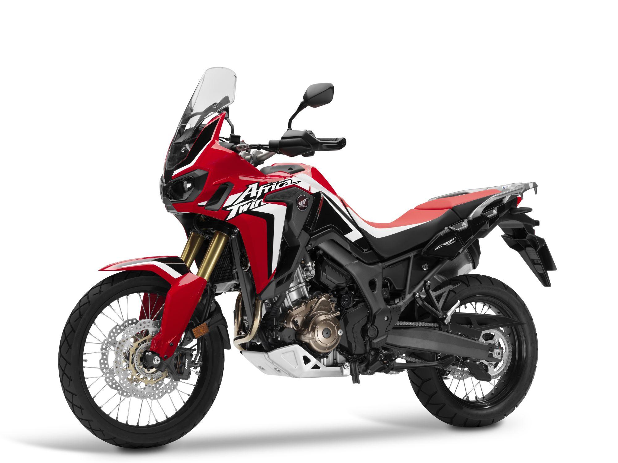 Gebrauchte Honda CRF1000L Africa Twin Motorräder kaufen