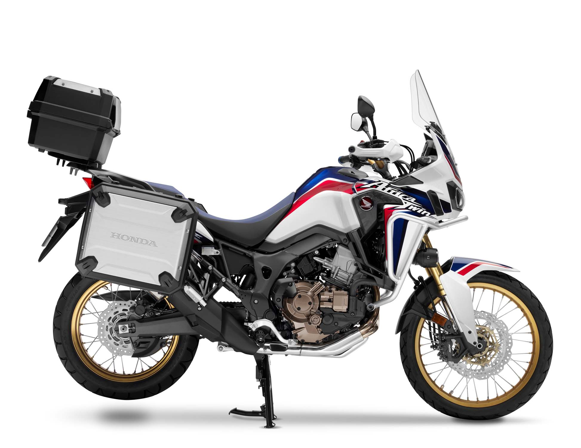 gebrauchte honda crf1000l africa twin motorr der kaufen. Black Bedroom Furniture Sets. Home Design Ideas