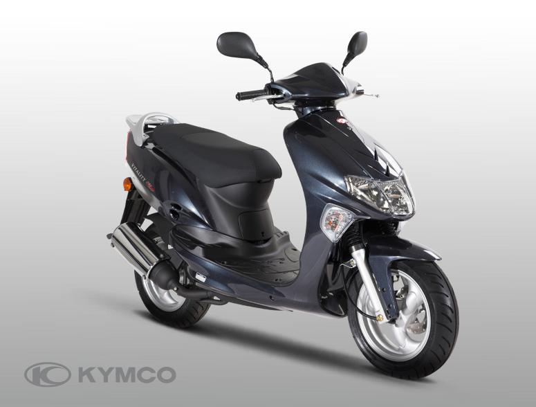 gebrauchte und neue kymco vitality 50 motorr der kaufen. Black Bedroom Furniture Sets. Home Design Ideas