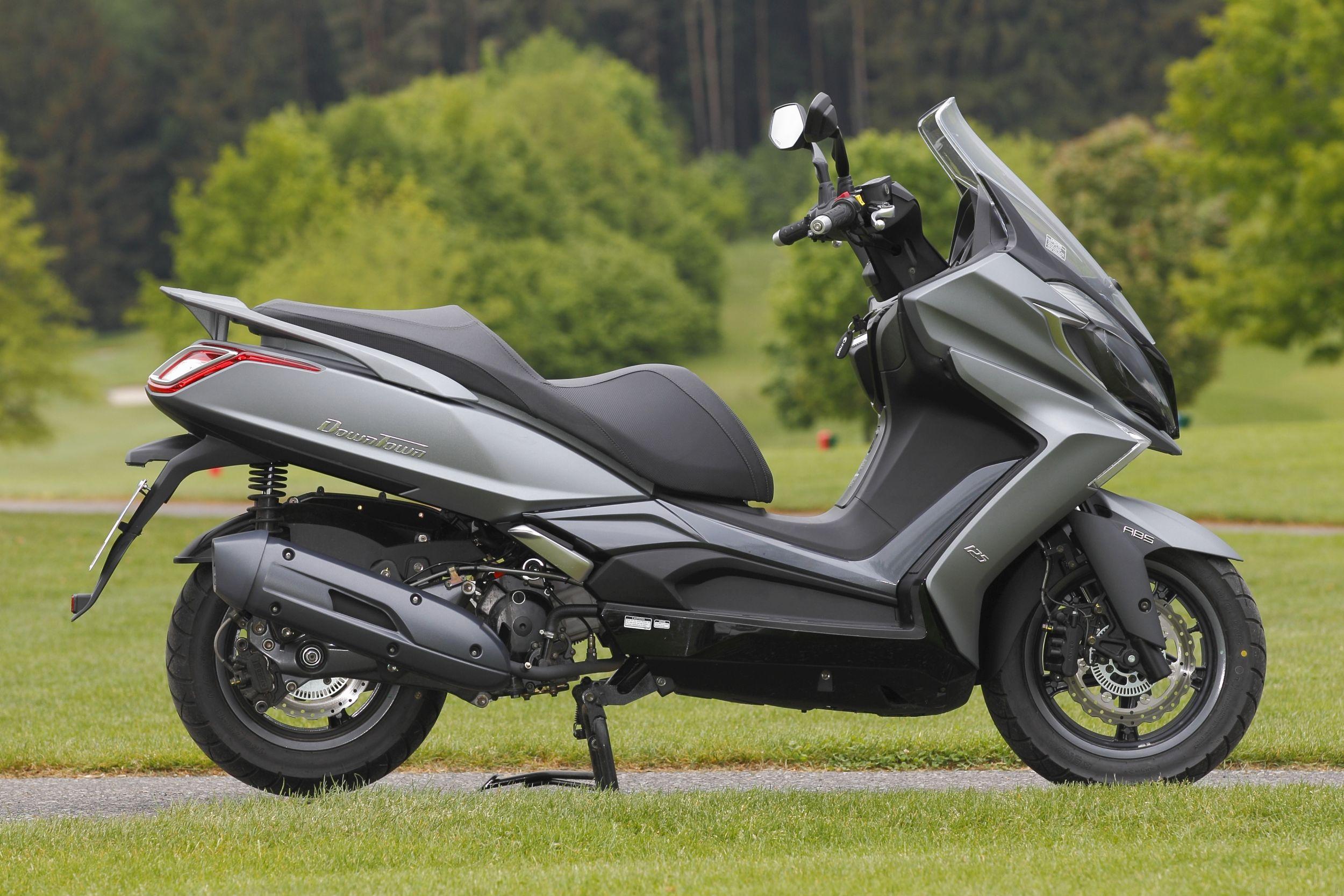 Gebrauchte und neue Kymco Downtown 125i Motorräder kaufen | 2500 x 1667 jpeg 517kB