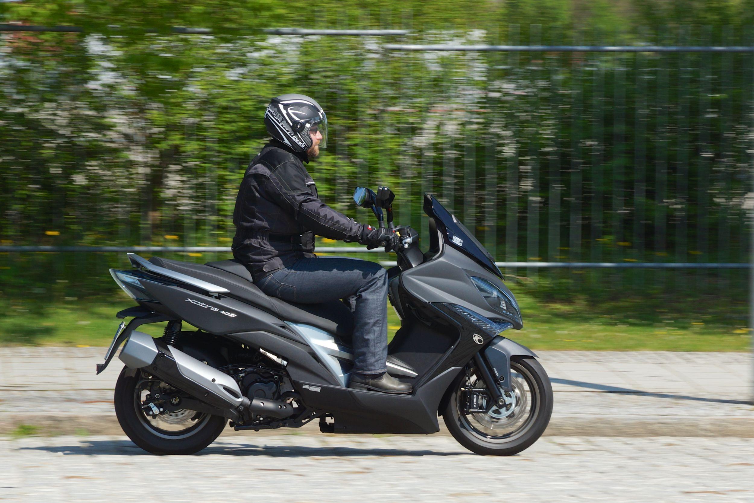 Motorrad Occasion Kymco Xciting 400i ABS kaufen | 2500 x 1667 jpeg 496kB
