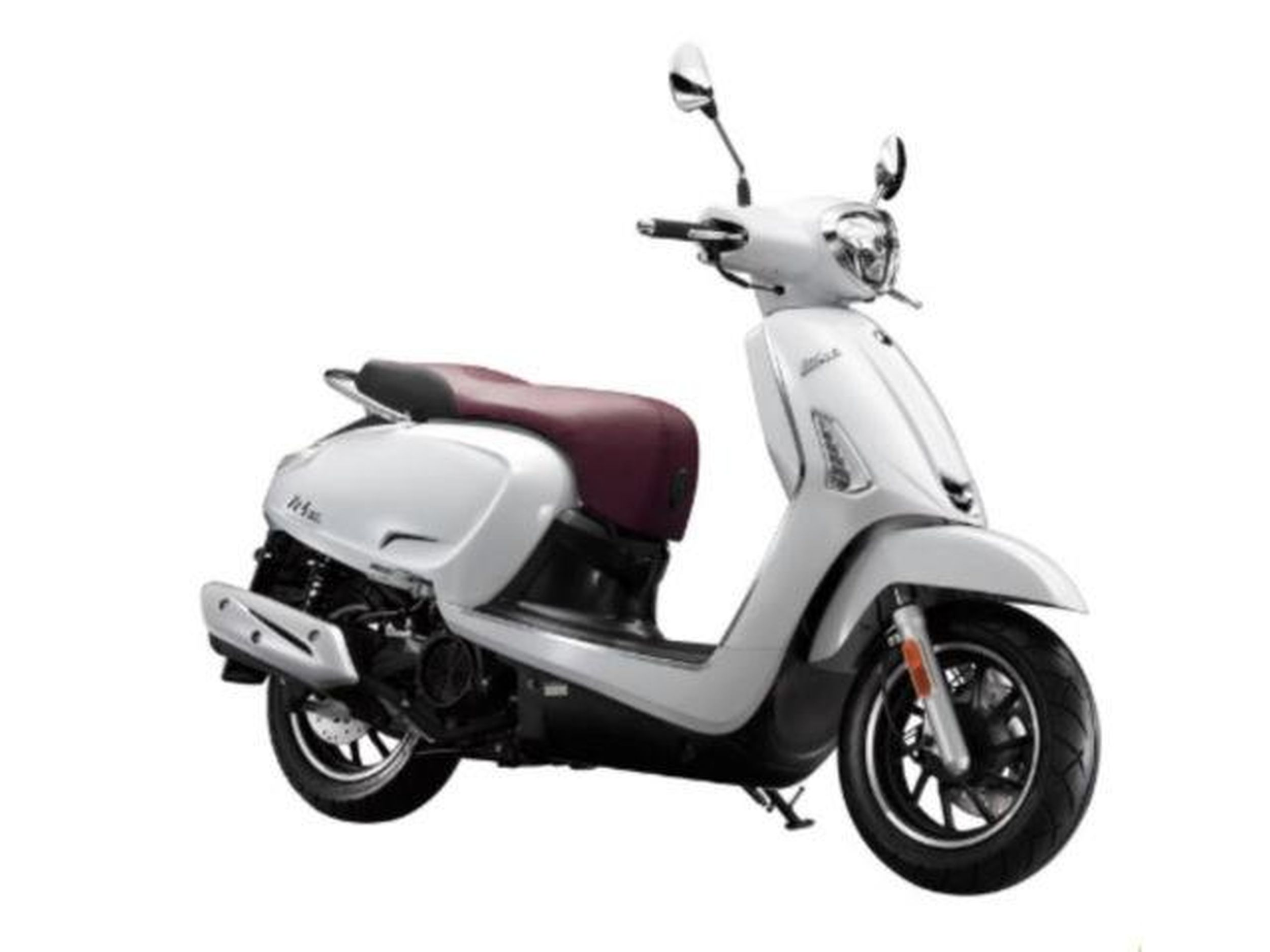 Kymco New Like 50 - All technical Data of the Model New Like 50 from ...