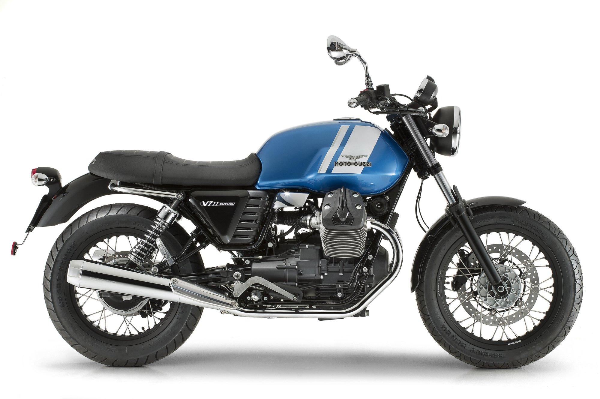 gebrauchte und neue moto guzzi v7 ii special motorr der kaufen. Black Bedroom Furniture Sets. Home Design Ideas