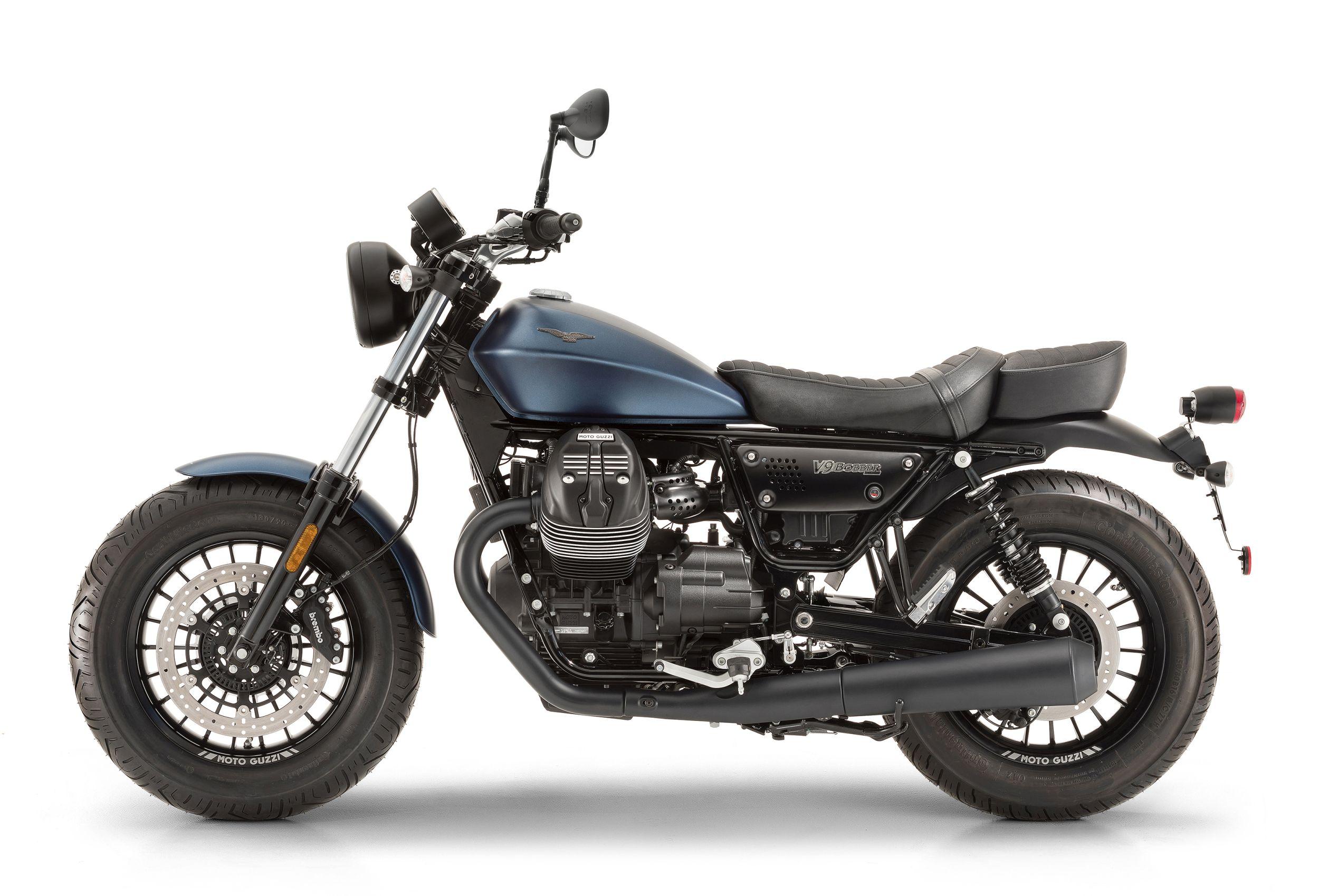 gebrauchte und neue moto guzzi v9 bobber motorr der kaufen. Black Bedroom Furniture Sets. Home Design Ideas