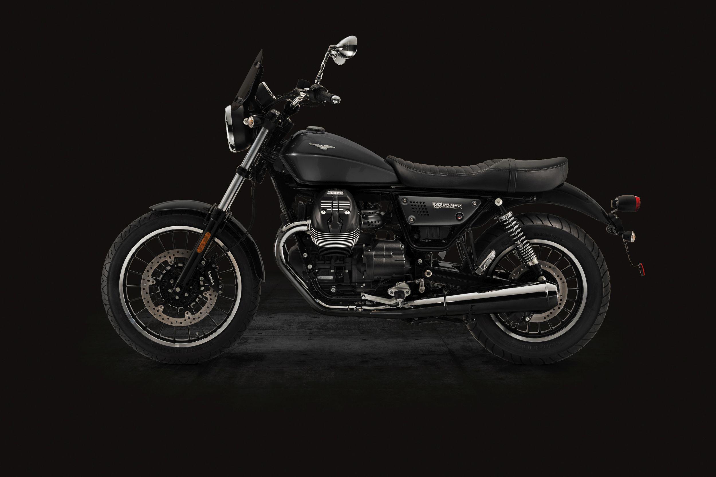 gebrauchte und neue moto guzzi v9 roamer motorr der kaufen. Black Bedroom Furniture Sets. Home Design Ideas