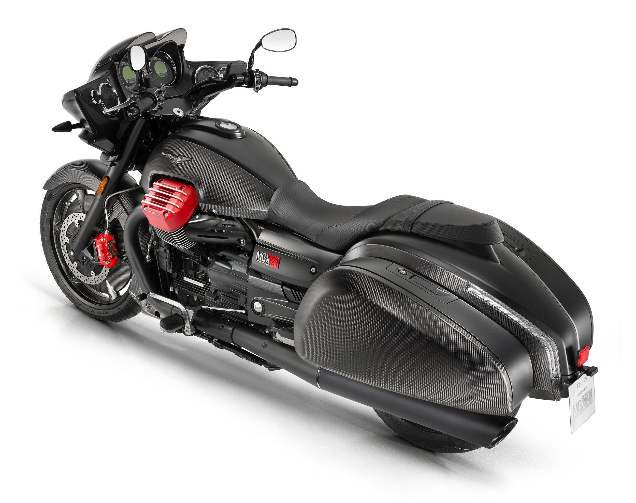 gebrauchte und neue moto guzzi mgx 21 motorr der kaufen. Black Bedroom Furniture Sets. Home Design Ideas