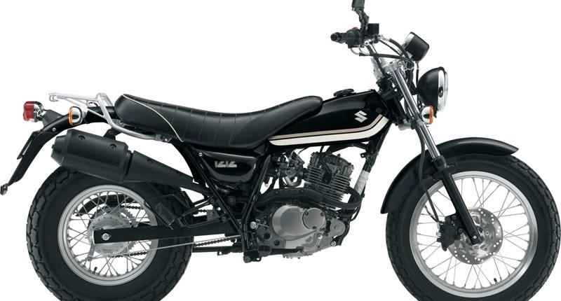 Aktuelle Suzuki Motorrad Modelle