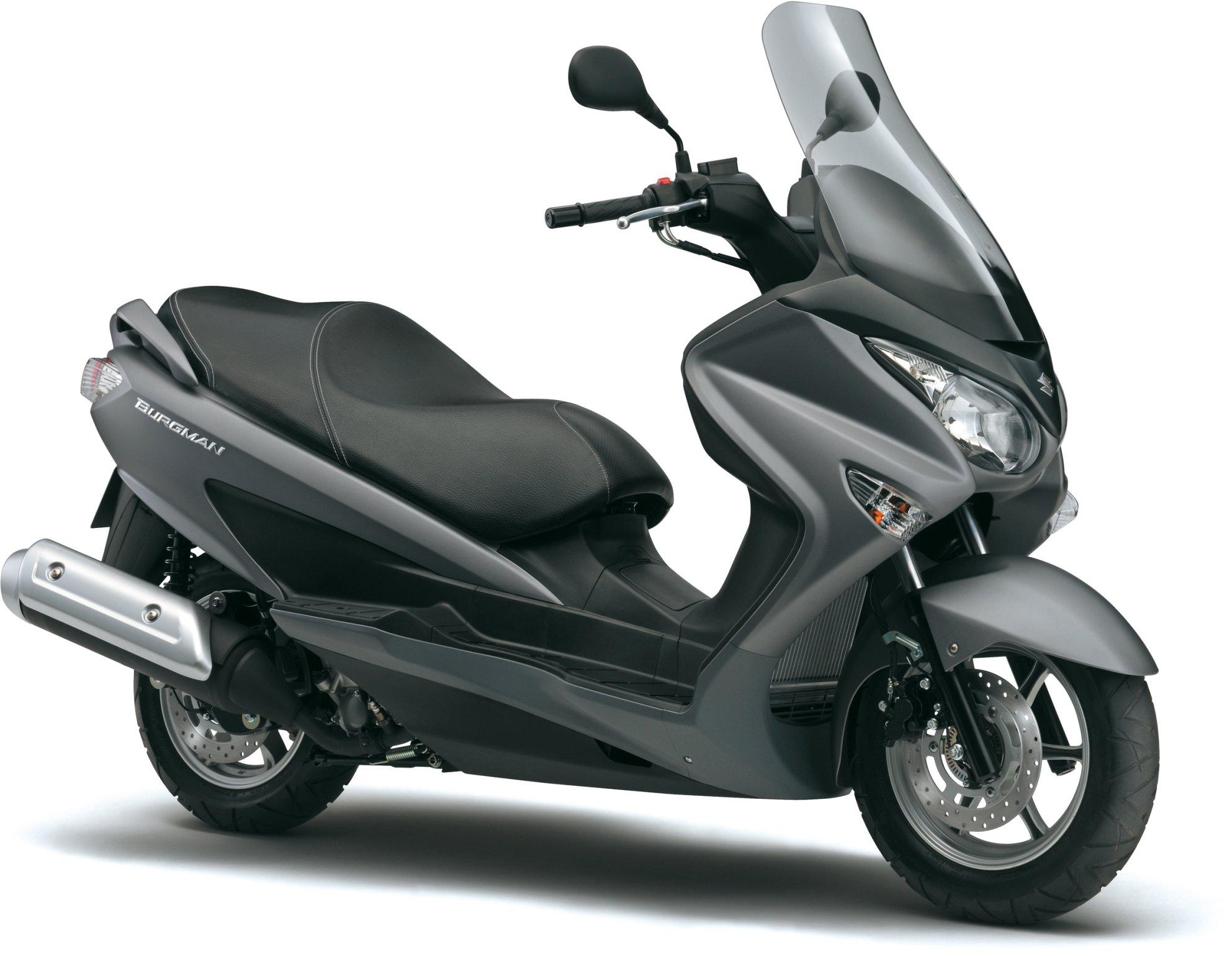 Gebrauchte und neue Suzuki Burgman 125 Motorräder kaufen  Datenblatt Von Abs Terluran H 110