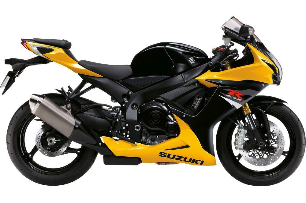 Motor Suzuki Burgman