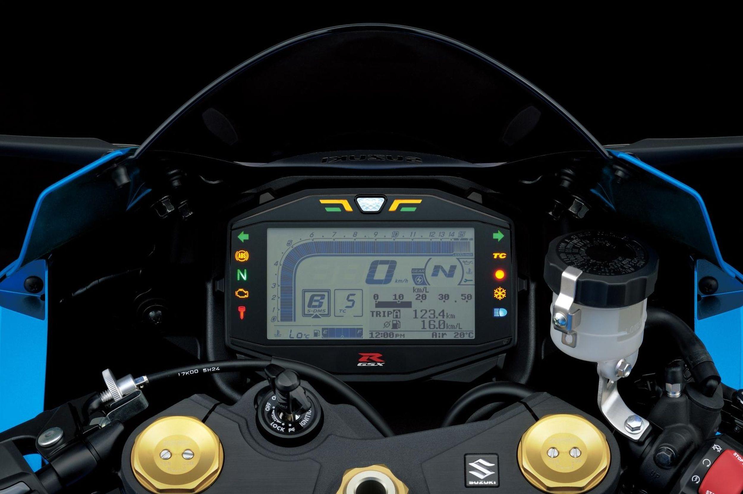 Suzuki Gsxr Wheelie Fail