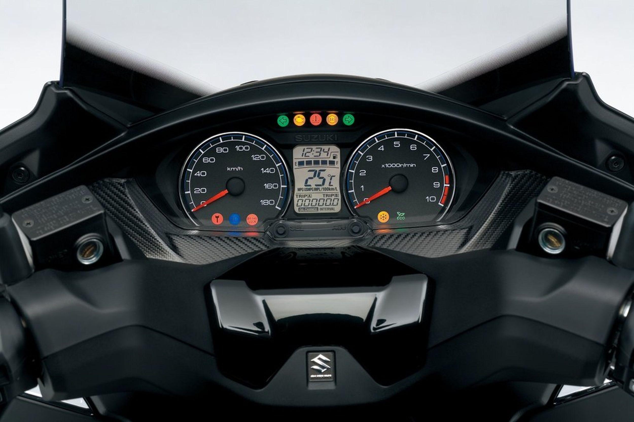 Gebrauchte und neue Suzuki Burgman 400 Motorräder kaufen