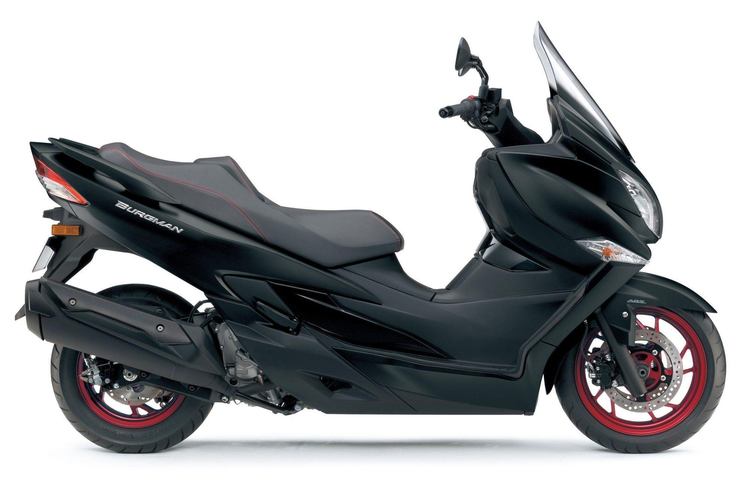 Suzuki Burgman Abs Price