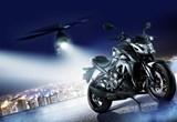 """Suzuki GSX-S 1000 Z """"Black Fighter"""" Bilder"""