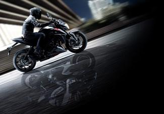 """Suzuki GSX-S 1000 Z """"Black Fighter"""" Sonderangebot"""