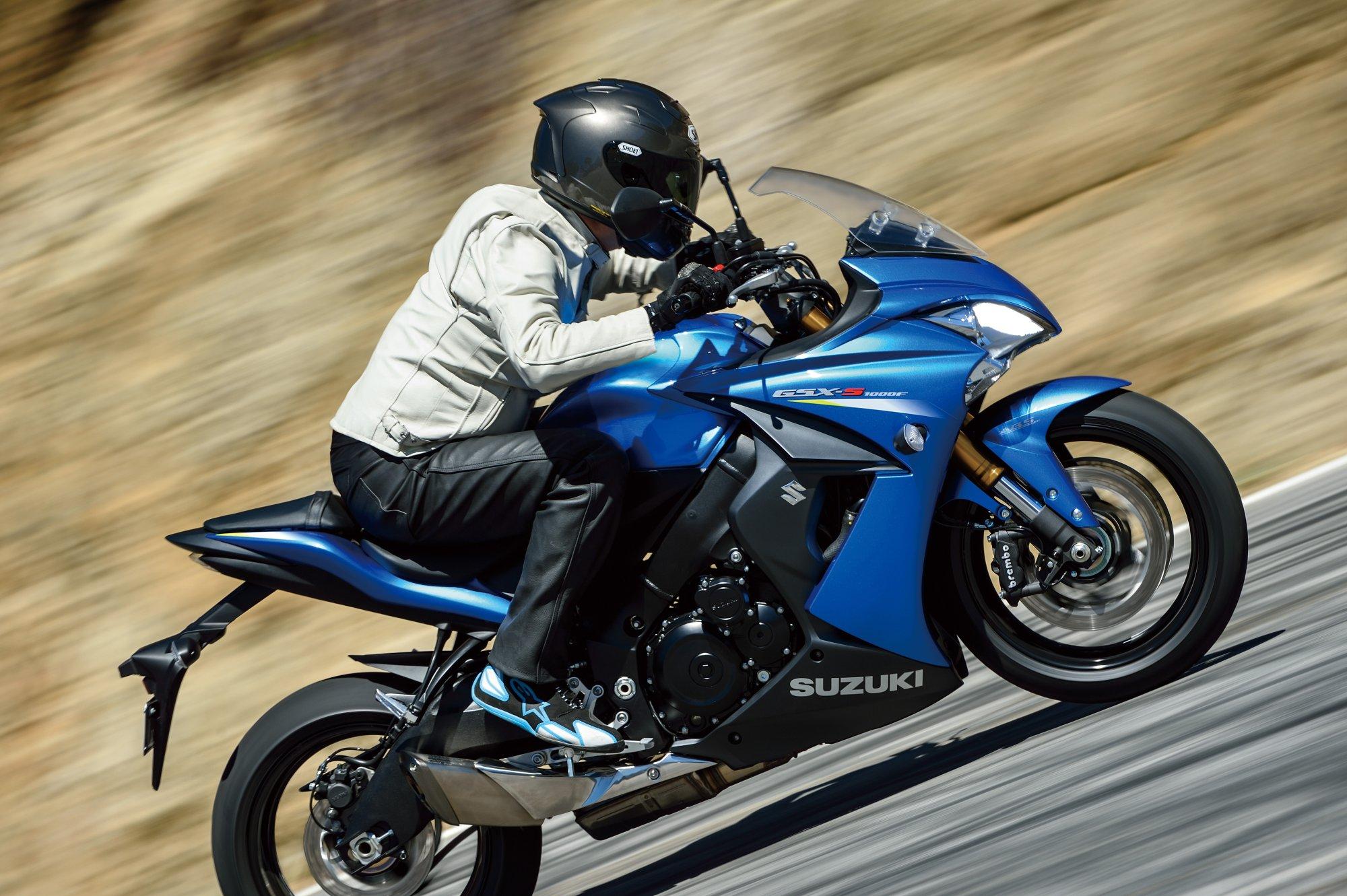 Suzuki Gladius Vs Sv
