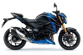 """Suzuki GSX-S 750 """"Black Fighter"""" Sonderangebot"""
