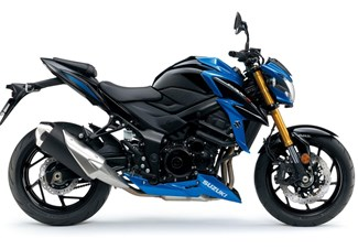 "Suzuki GSX-S 750 ""Black Fighter"" Sonderangebot"