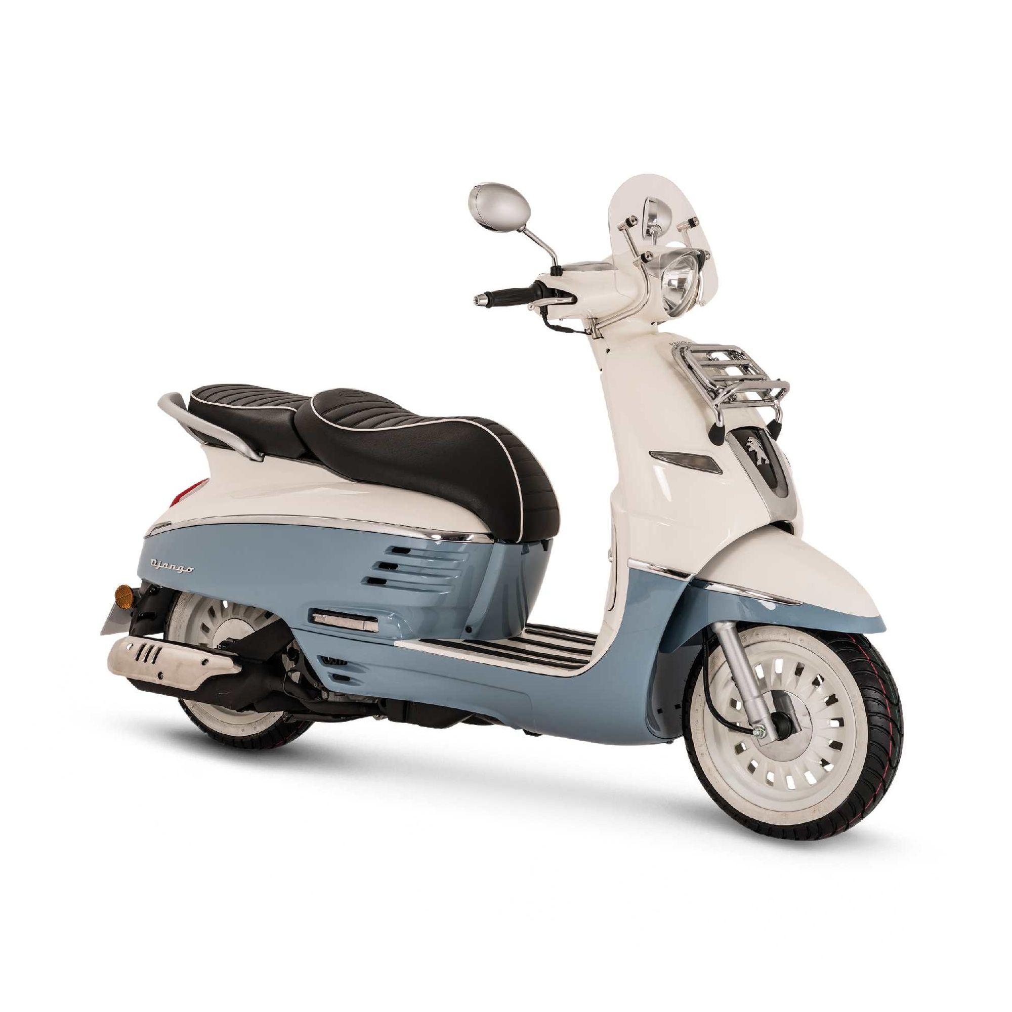 Gebrauchte Peugeot Django 125 Evasion Motorräder kaufen