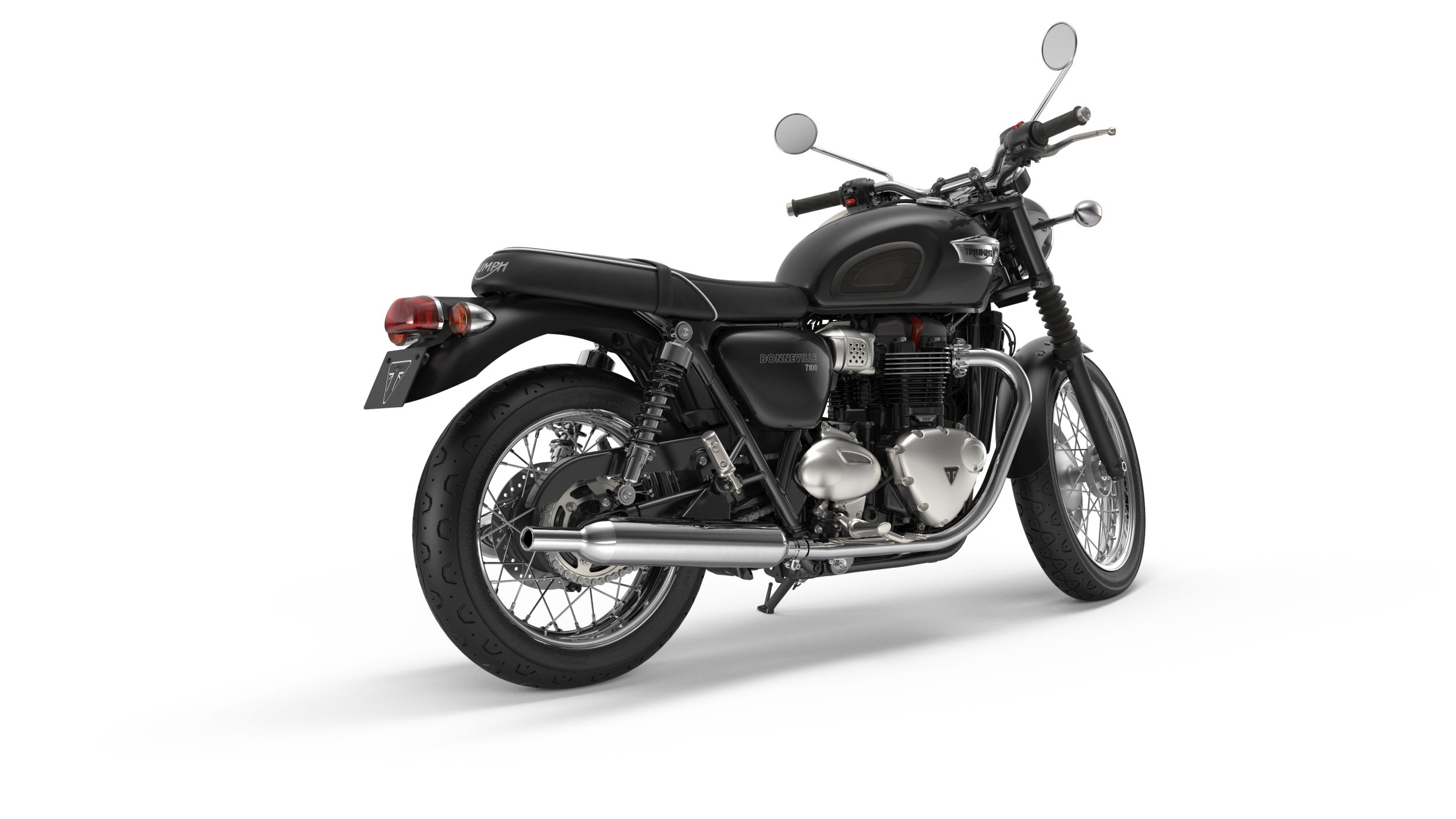 motorrad occasion triumph bonneville t100 kaufen. Black Bedroom Furniture Sets. Home Design Ideas