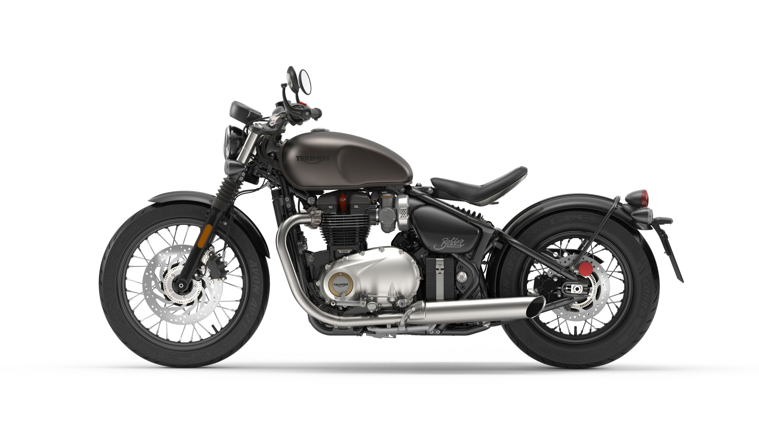 triumph bonneville bobber all technical data of the. Black Bedroom Furniture Sets. Home Design Ideas