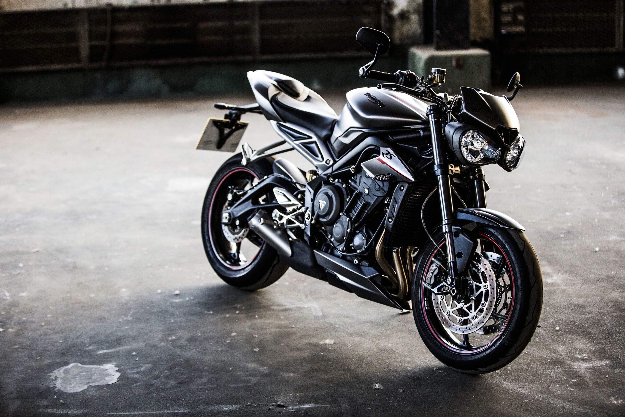 Gebrauchte Und Neue Triumph Street Triple Rs Motorräder Kaufen
