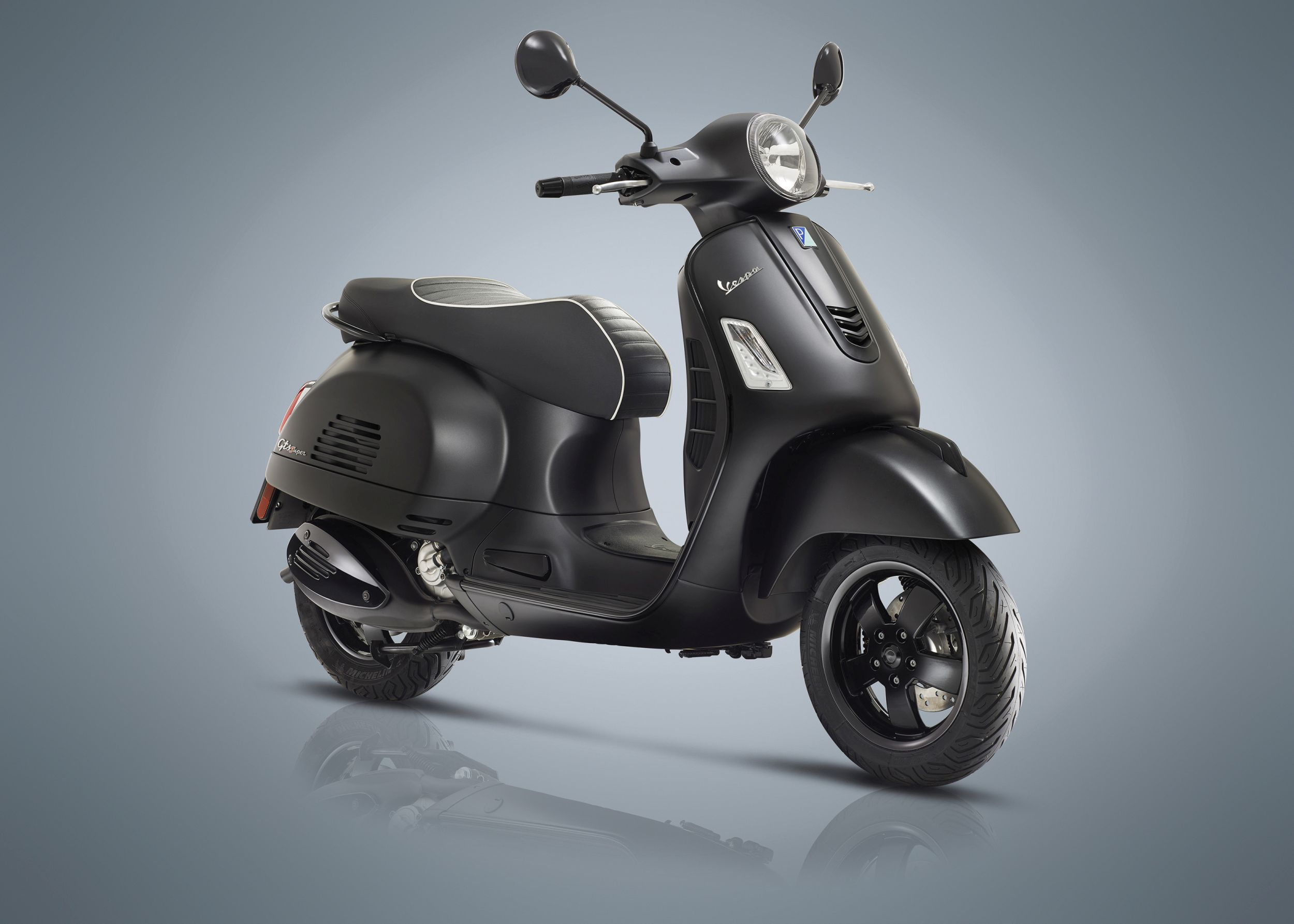 motorrad occasion vespa gts 300 i e super kaufen. Black Bedroom Furniture Sets. Home Design Ideas