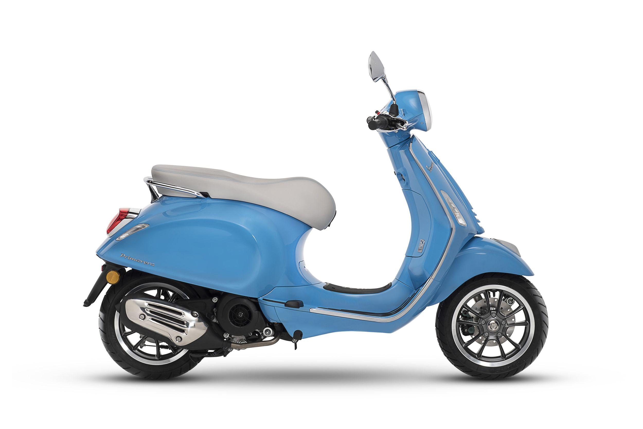 Gebrauchte Und Neue Vespa Primavera 50 2T Motorrader Kaufen