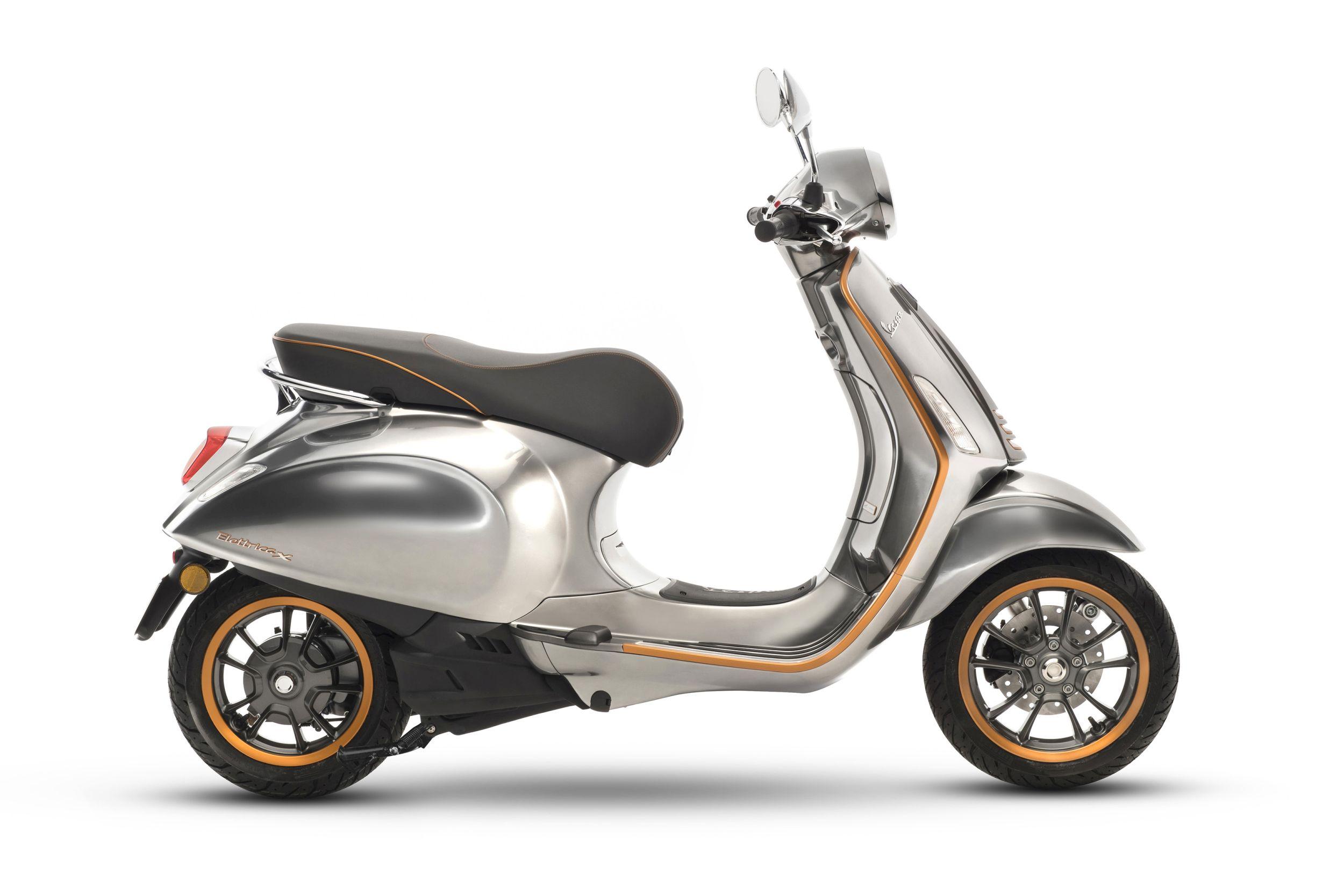 Gebrauchte Und Neue Vespa Elettrica X Motorr 228 Der Kaufen