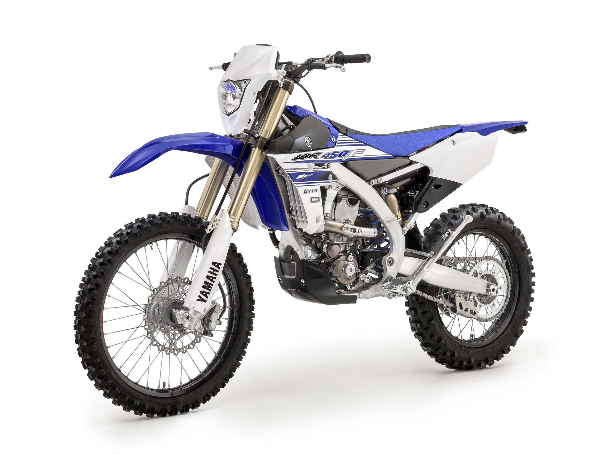 Yamaha WR 450 F - Alle technischen Daten zum Modell WR 450