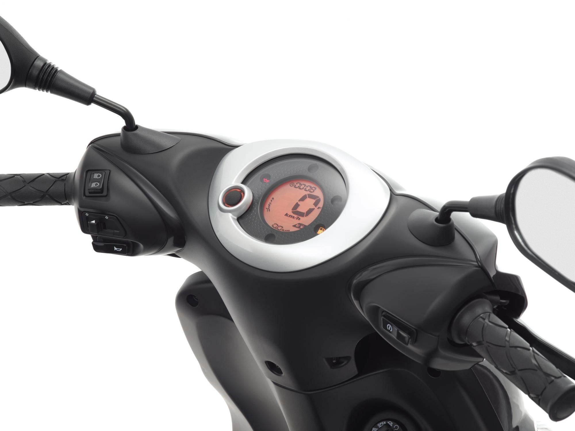 Yamaha NEOs 50 2018