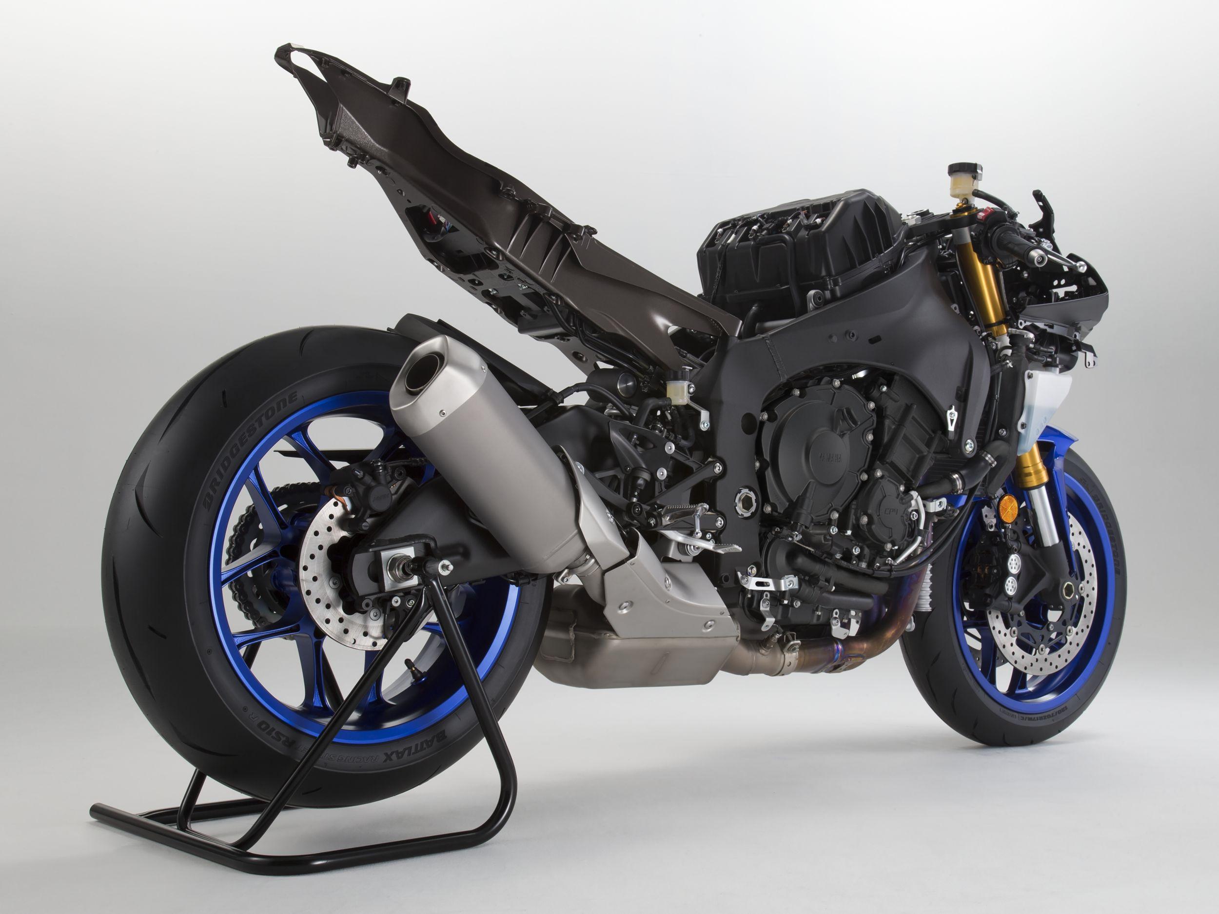 Yamaha YZF R1 2018