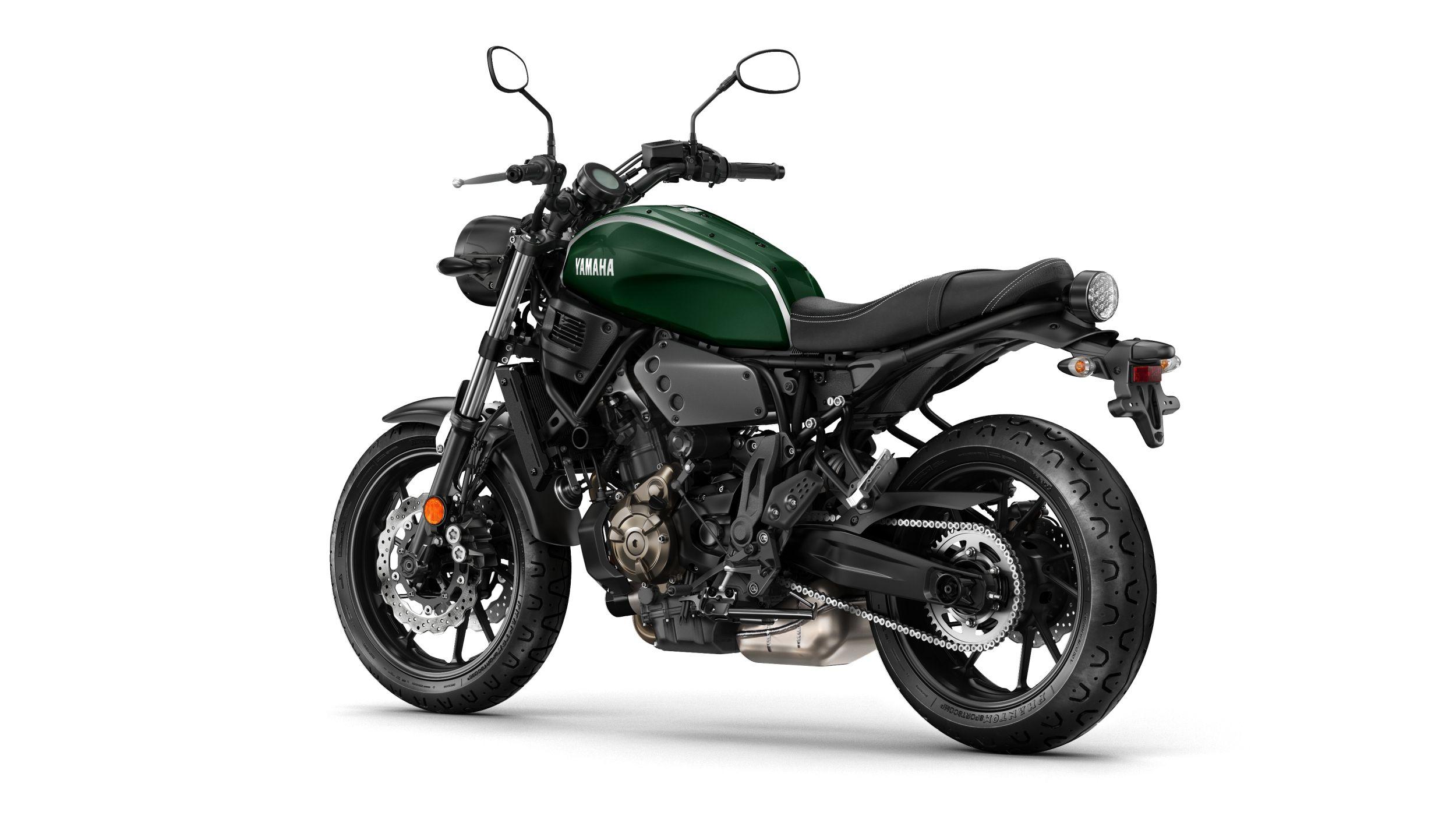Gebrauchte Und Neue Yamaha XSR700 Motorrader Kaufen