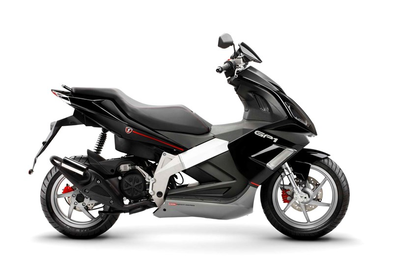 Derbi GP1 125 Low Seat