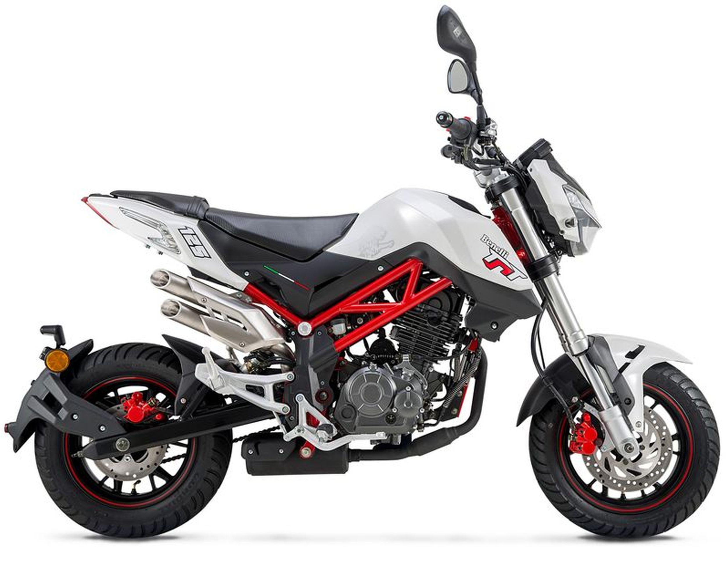 Gebrauchte Und Neue Benelli TnT 125 Motorräder Kaufen
