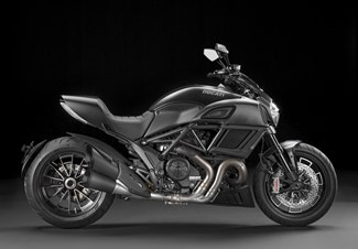 Ducati Diavel - Dark Stealth Sonderangebot