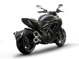 Ducati Diavel Carbon Bilder