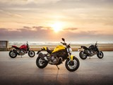 Ducati Monster 821 Bilder